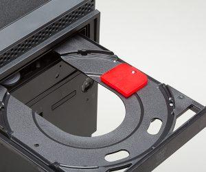 Zabezpieczenie przed niechcianym dostępem do napędów optycznych