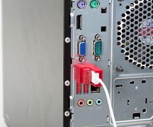 Blokada przed odłączeniem urządzenia z portu USB