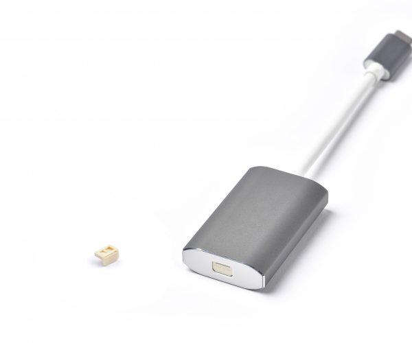 Mini Display Port Lock_BG_Concept Cut